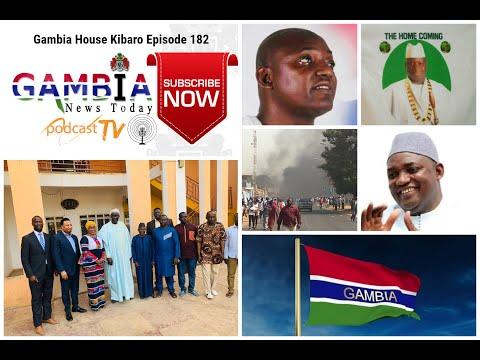 Gambia House Kibaro Episode 183