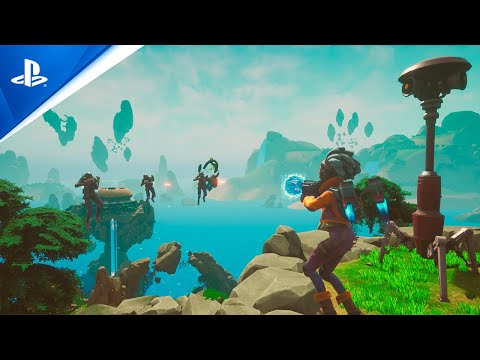 Windfolk - Launch Trailer | PS4