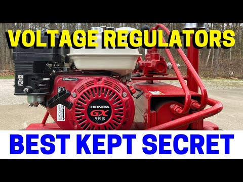 Small Engine Charging Voltage Must Know