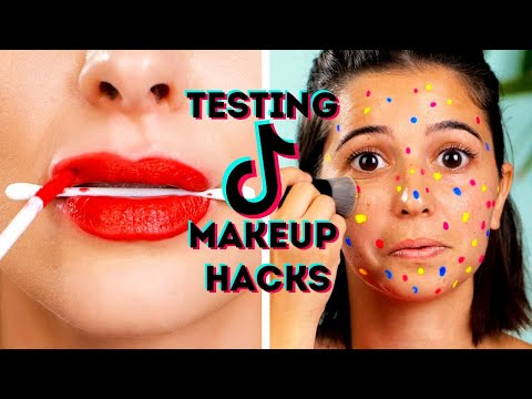 TESTING CRAZY TIK TOK MAKEUP HACKS