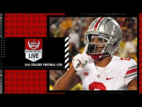 The amount of weapons Ohio State has on offense stood out - David Pollack | College Football Live