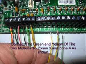 Home Alarm Wiring  Part 2wmv  YouTube