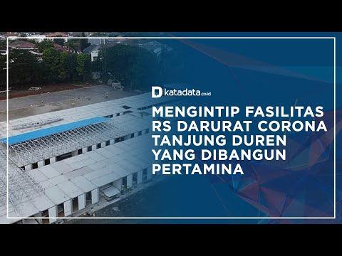 Mengintip Fasilitas RS Darurat Corona Tanjung Duren yang Dibangun Pertamina | Katadata Indonesia