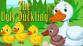 The Ugly Duckling Full Story   Animated Fairy Tales for Children   Bedtime Stories