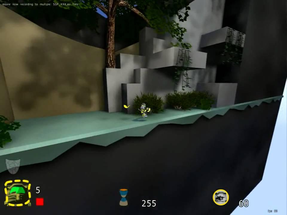 Platinum Arts Sandbox Free 3D Game Maker Sidescroller