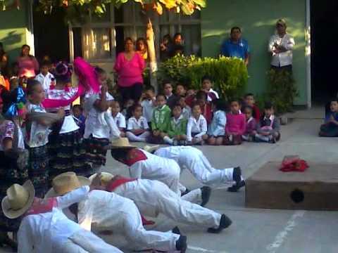 Esc Prim 27 De Octubre El Zopilote Y Baile De La