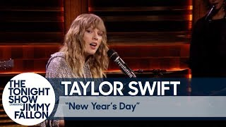 Taylor Swift Debuts ″New Year's Day″