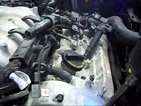 Holden 3 8 V6 Belt Diagram 3 3 Liter Santa Fe Valve Cover Removal Youtube
