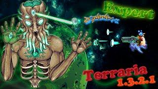 Terraria 1.3.2.1 (Expert) - Лунный лорд (Moon Lord)