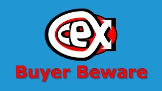 CEX - Buyer Beware