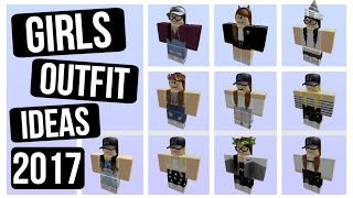 10 Girls Roblox Outfit Ideas 2017 Robomae X Free Download Video - roblox nike girl outfit