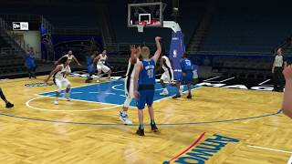 NBA 2K18 Transition Dirk 3