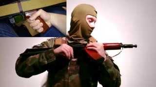 [SLOVENSKY] Recenzia custom AKS74U Cyma CM.045a [ENG SUBTITLES]