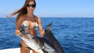 Fishing for Striped Marlin in Mexico !