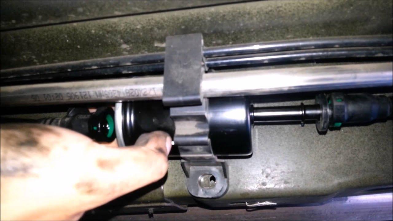 hight resolution of 2005 crown victorium fuel filter