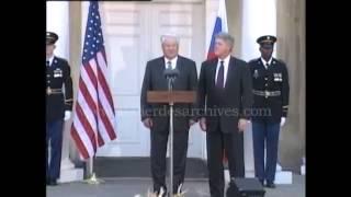 Ельцин пьянее всех пьяных