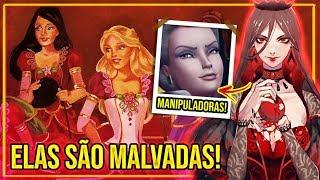 VERDADEIRA HISTÓRIA das 12 PRINCESAS BAILARINAS!