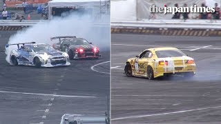 2017 FIA Intercontinental Drifting Cup in Tokyo, Japan