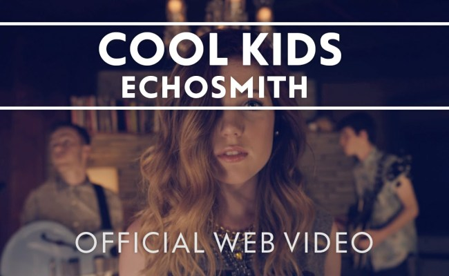 Echosmith Cool Kids Official Web Video Youtube