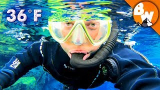 CLEAREST WATER on Planet Earth?