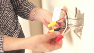 How to Move a Light Switch Using the Illumra Wireless Switch Kit