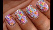 decals nail art water