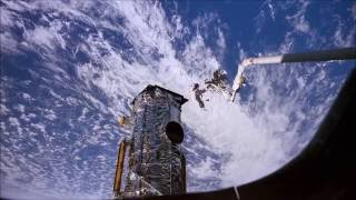 Uluslararası Uzay İstasyonu Astronotların Yaşamı HD