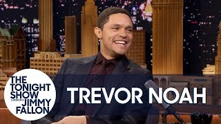 Trevor Noah Turns Donald Trump's Words into a Bad Reggae Song