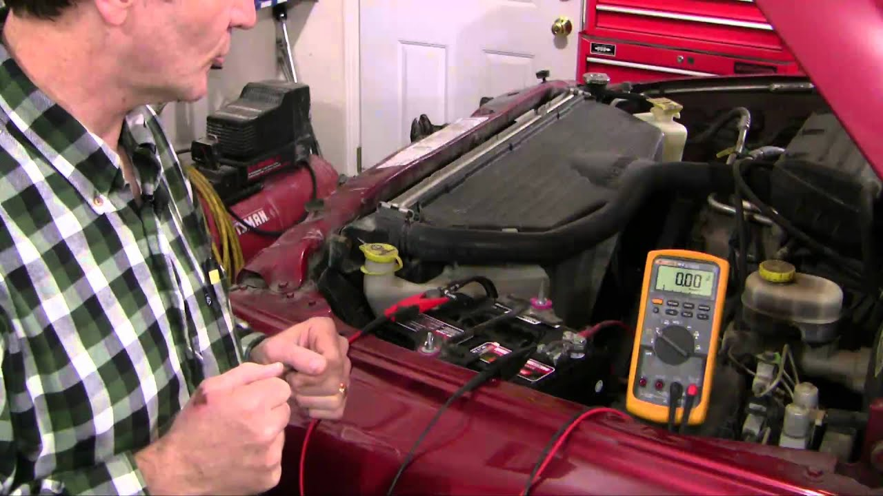 1999 Mazda B2500 Fuse Box Diagram How To Diagnose Amp Replace A Bad Starter Motor Youtube