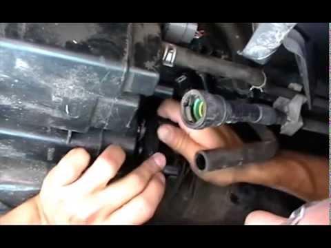 2013 Kia Rio Engine Diagram Code P0455 P0442 2007 2009 Youtube