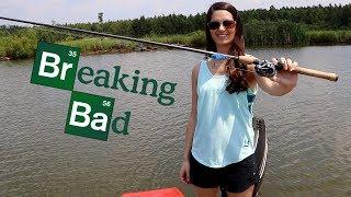 Breaking Bad Fishing Challenge!