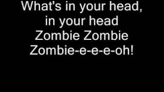 Cranberries Zombie ( lyrics )