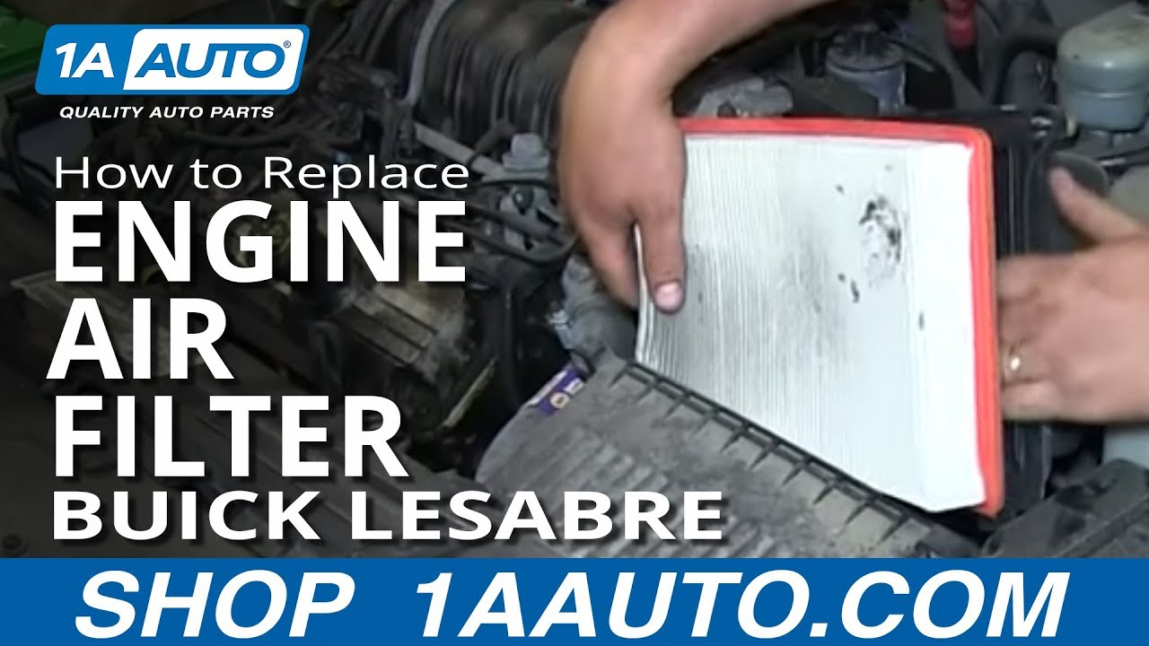 99 Buick Lesabre Engine