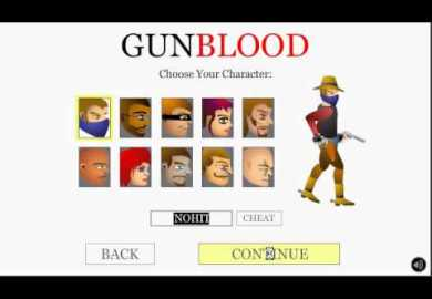 Gunblood How To Get Shotgun