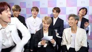 BTS Take BuzzFeed's ″Which Member Of BTS Are You?″ Quiz