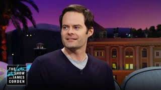 Bill Hader Knows Nothing About 'Friends'