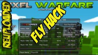 Pixel Warfare - Fly Hack (Reuploaded)