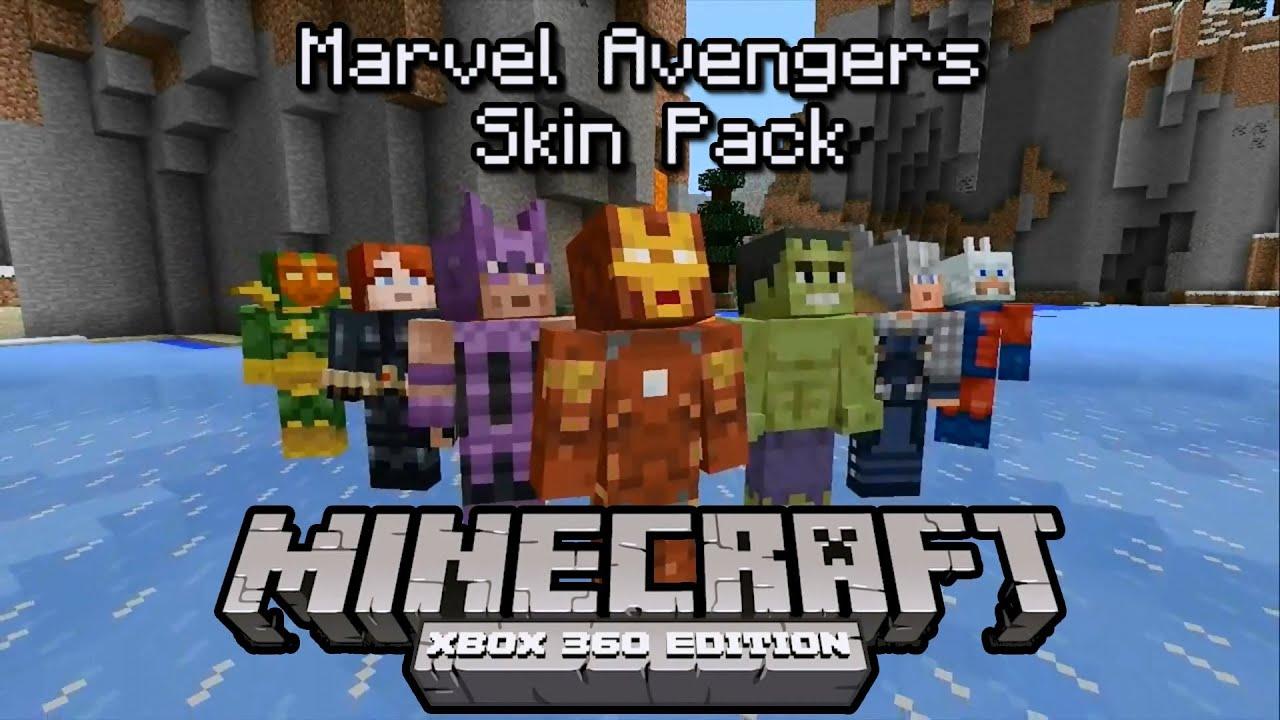 Minecraft Skins Marvel Code