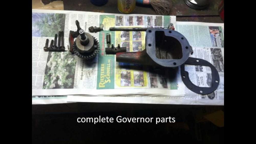 medium resolution of farmall a governor diagram farmall 230 governor overhaul