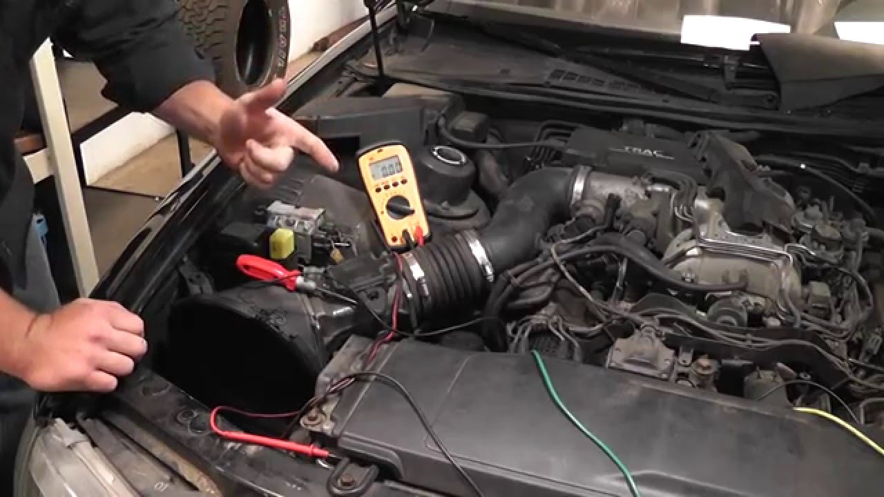 1996 Geo Prizm Fuse Box Lexus Ls 400 Igniter Bypass Test Youtube