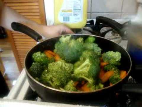 Comida Vegetariana Oriental