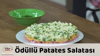 Ödüllü Patates Salatası Tarifi