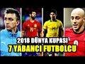 2018 Dünya Kupasında Kendi Ülkesini Seçmeyen 7 Futbolcu