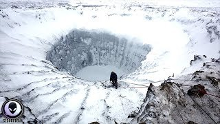″CRASH″ In Russia CRACKS Mountain In Half.. ARMY Sent In!