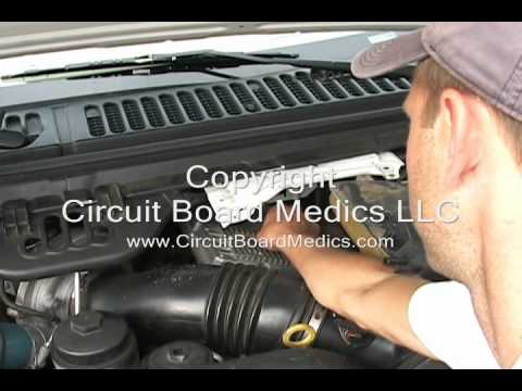 2006 Ford F 250 Fuse Box Diagram Ford 6 0 Ficm Testing Amp Removal Instructional Video Youtube