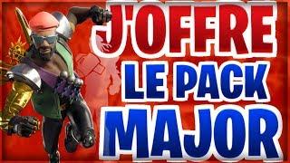 LIVE FORTNITE FR partie personnalisée 🔴J'OFFRE LE PACK MAJOR *TOP 1= BOUTIQUE * PARTIE PERSO #PP FR