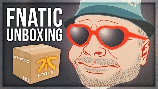 UNBOXING FNATIC WITH PAPANOMALY