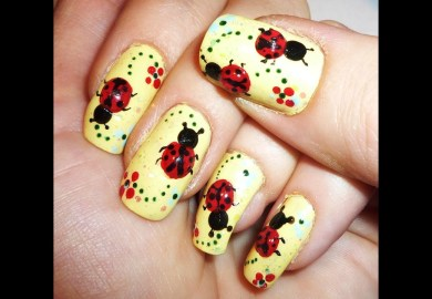 3d Nail Art Designs Youtube