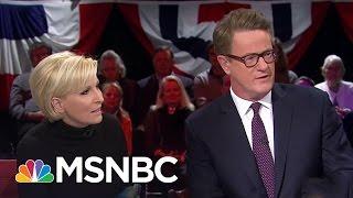 Joe: 2016 Election Results A 'Complete Earthquake' | Morning Joe | MSNBC