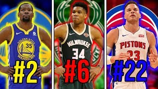 Ranking The BEST Player From Every NBA Team
